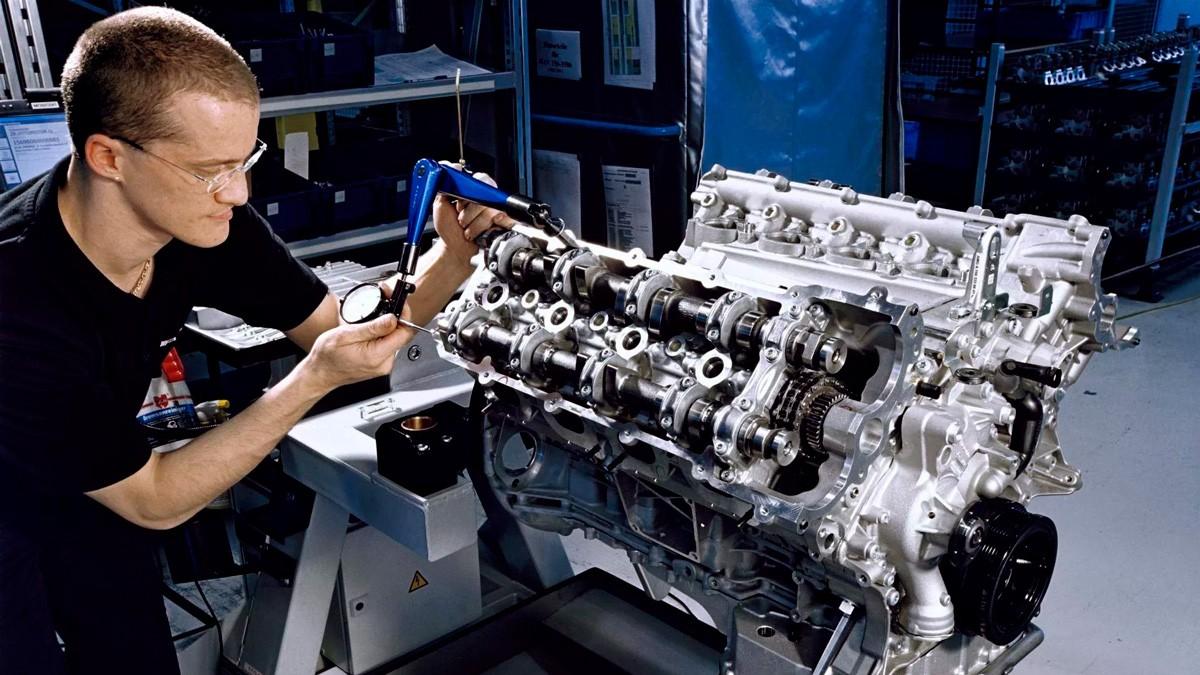 ремонт двигателя зеленоград