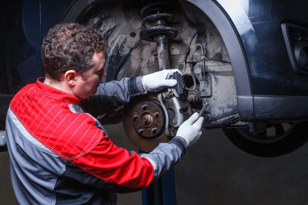 ремонт тормозной системы зеленоград